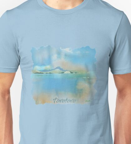 The Sacred Place From the Harbor Unisex T-Shirt