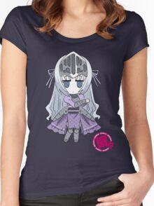 Eucliwood Hellscythe - Kore wa Zombie Desu ka? Women's Fitted Scoop T-Shirt