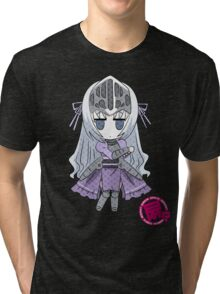 Eucliwood Hellscythe - Kore wa Zombie Desu ka? Tri-blend T-Shirt