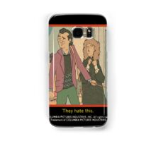 """Venkman - """"They hate this."""" Samsung Galaxy Case/Skin"""