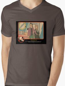 "Venkman - ""They hate this."" Mens V-Neck T-Shirt"