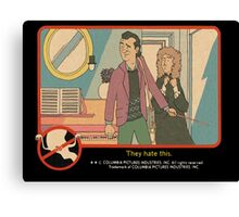 "Venkman - ""They hate this."" Canvas Print"