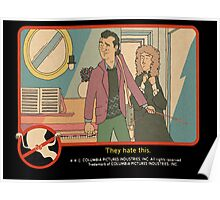 """Venkman - """"They hate this."""" Poster"""