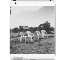 Rest Area iPad Case/Skin