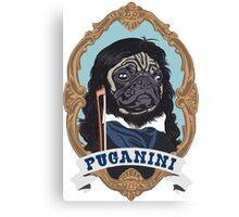 Puganini Canvas Print
