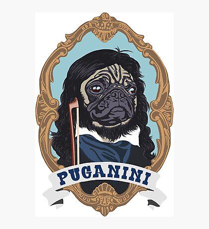 Puganini Photographic Print