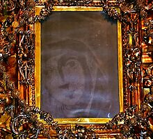 The miraculous image of Our Lady of Absam by Elzbieta Fazel