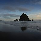 Oregon - Cannon Beach by Robert Baker
