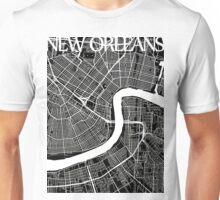 New Orleans (Black) Unisex T-Shirt