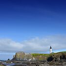 Oregon - Yaquina Head Lighthouse by Robert Baker