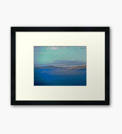 Horn Head, Donegal, Ireland Framed Print