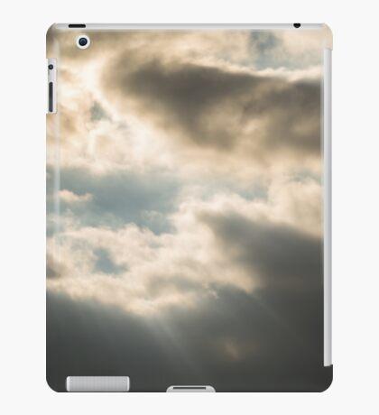 Epic Winter Sky Photo iPad Case/Skin