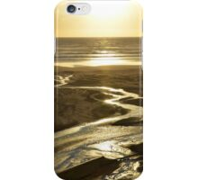Oregon - Sunset, Newport iPhone Case/Skin