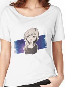 Into Blue Women's Relaxed Fit T-Shirt