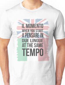 Il Momento (Brit Version) Unisex T-Shirt