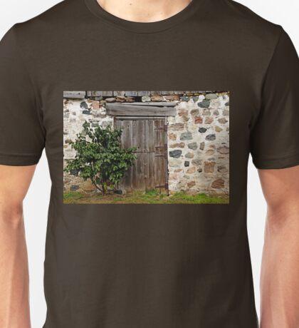 Barn Door Unisex T-Shirt