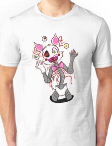 Juggling Clown Foxy Unisex T-Shirt