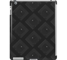 Sega Saturn (black) iPad Case/Skin