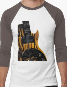 Gibson Guitar Men's Baseball ¾ T-Shirt