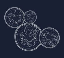 Doctor Who Gallifreyan - We're All Stories quotes T-Shirt