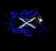 Scottish Rebel Design by Sookiesooker