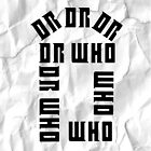 Dr Who Crumpled by appfoto
