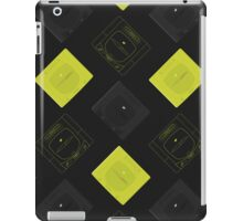 Sega Saturn mix (black) iPad Case/Skin