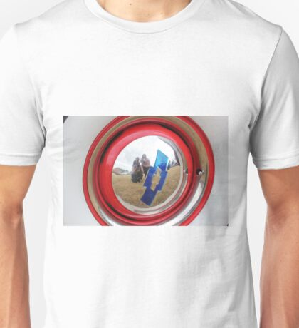 Three in a Hub Unisex T-Shirt