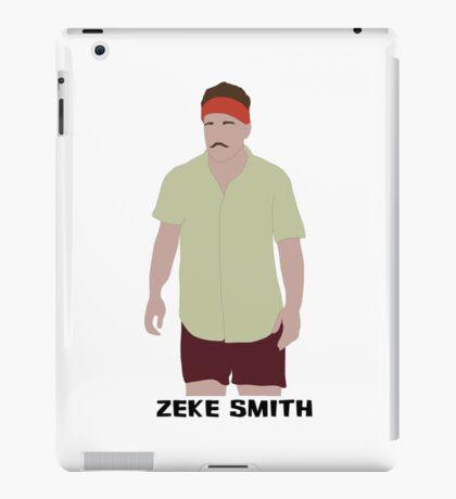 Zeke Smith iPad Case/Skin