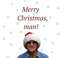 Merry Christmas from Hyde by michaelcera