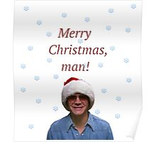 Merry Christmas from Hyde Poster