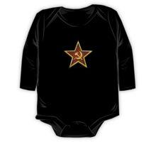 Soviet Gold Star One Piece - Long Sleeve