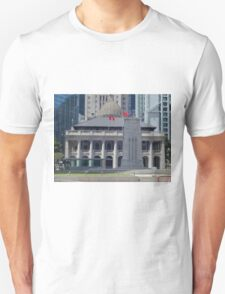 0220 Hong Kong Legislative Council Building Unisex T-Shirt