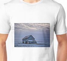 Winter On The Farm 3 Unisex T-Shirt