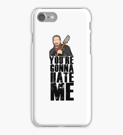 Negan iPhone Case/Skin