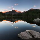 Bear Lake, Rocky Mountain National Park by Ryan Wright