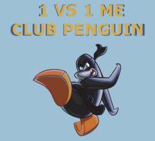 1v1 Me Club Penguin Kids Clothes