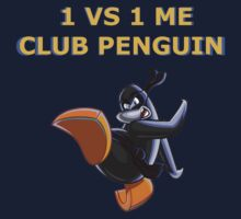 1v1 Me Club Penguin Kids Clothes