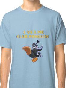 1v1 Me Club Penguin Classic T-Shirt