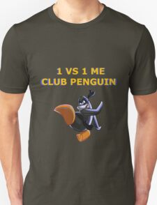 1v1 Me Club Penguin T-Shirt