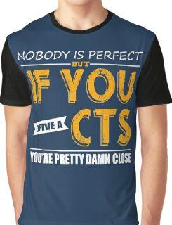 Cadillac CTS Graphic T-Shirt