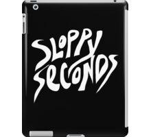 Watsky - Sloppy Seconds iPad Case/Skin