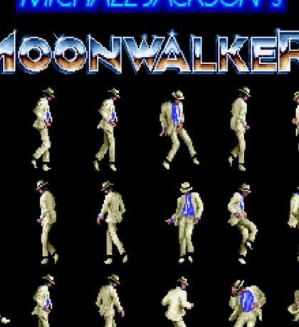 MW (Genesis Title Screen) Sticker