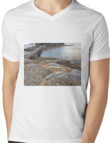 Beautiful scenery at La Perouse, Sydney, Australia  Mens V-Neck T-Shirt