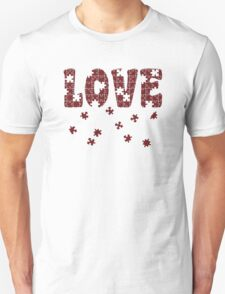 The Puzzle Of Love T-Shirt
