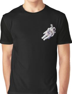 Astonaut Lost in Space Graphic T-Shirt