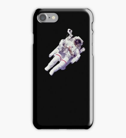 Astonaut Lost in Space iPhone Case/Skin