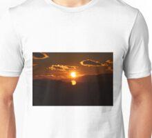 Partial Solar Eclipse 2 Unisex T-Shirt