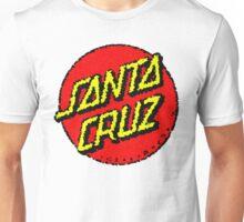 Santa Cruz retro logo  Unisex T-Shirt