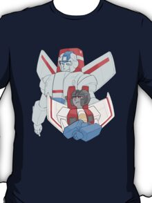 Transformers G1 - Starscream + Skyfire T-Shirt